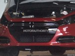 2013 Dodge Small Car (Hornet) spy shots