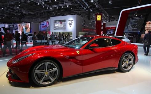 2013 Ferrari F12 Berlinetta