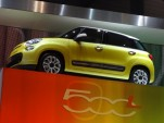 Fiat 500L-Based Crossover Coming In 2013: Report