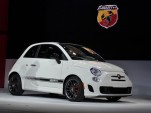 2013 Fiat 500c Abarth live photos, 2012 L.A. Auto Show