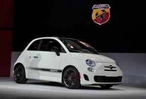 2013 Fiat 500c Abarth live photos, 2012 L.A. Auto Show