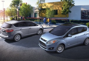 Gas-Sippers Fuel Ford's Growth (Well, Partly)