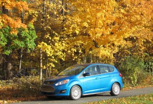 2013 Ford C-Max Hybrid: Is It The Ideal Modern Family Car?