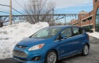 Ford Focus, C-Max Hybrid Recall For Steering Gear Issue: 600 Cars