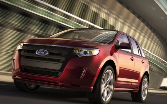 2012-2013 Ford Edge Recalled For Fire Risk Again -- Even For Vehicles Fixed The First Time