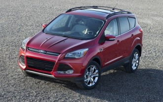 2013 Ford Escape In Recall For Potential Fire Risk