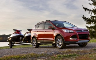 NICB Reveals Most-Stolen SUVs In America: Ford Nabs Gold, Silver, And Bronze