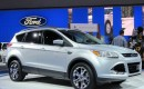 2013 Ford Escape, launched at the Los Angeles Auto Show, Nov 2011