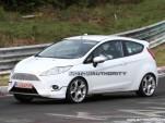 2013 Ford Fiesta ST Spy Shots