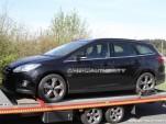 2013 Ford Focus RS Wagon (Turnier) test mule spy shots