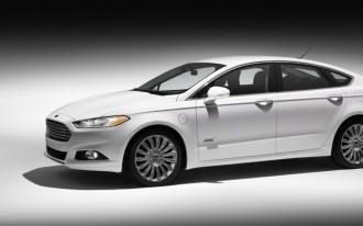 2013 Ford Fusion Energi Earns NHTSA Five-Star Safety Rating