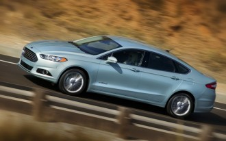 EPA Will Review 2013 Ford Fusion, C-Max Fuel Economy Claims