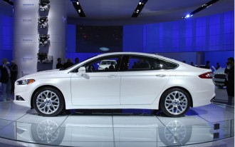 2013 Ford Fusion Walkthrough: Video