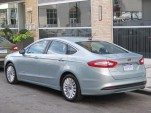2013 Ford Fusion Hybrid, New York City