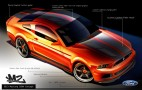 Ford Rolls Out 2012 SEMA Mustang Fleet