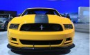 2013 Ford Mustang Boss 302 Laguna Seca live photos