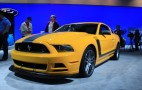 Ford To Donate Another Custom Mustang Boss 302 For Charity