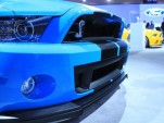 2013 Ford Mustang Shelby GT500 live photos