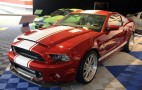 2013 Ford Mustang Shelby GT500 Super Snake Quietly Previewed At Pebble Beach
