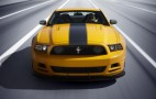 2013 Ford Mustang Boss 302: 2011 Los Angeles Auto Show
