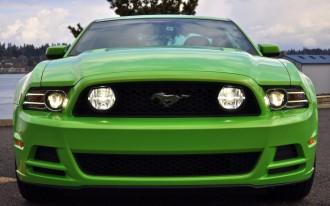2013 Ford Mustang Driven, McLaren F1 Successor, Tax Time: Car News Headlines