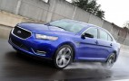 Ford Goes In-Depth On 2013 Ford Taurus SHO Performance Package Track Ability: Video
