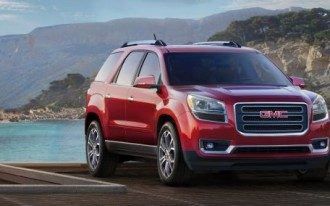 2013 GMC Acadia: Professional-Grade Luxury Gets A Price Tag