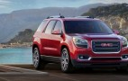 2013 GMC Acadia First Look: 2012 Chicago Auto Show