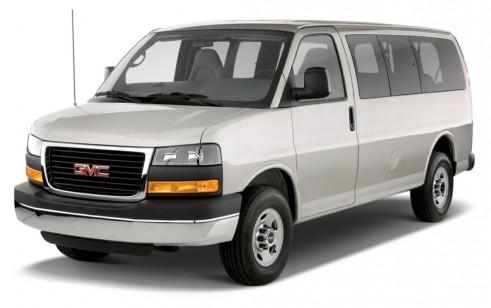 2013 gmc savana passenger vs chevrolet express passenger. Black Bedroom Furniture Sets. Home Design Ideas