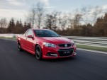 2013 Holden Commodore SS V Ute at the Nürburgring