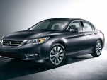 2013 Honda Accord: First Images Of All-New Midsize Cars With Plug-In Hybrid Model