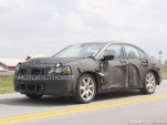2013 Honda Accord sedan spy shots
