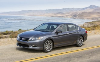 2013 Honda Accord Recalled For Fuel Tank Defect