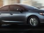 2013 Honda Civic HF