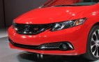 2013 Honda Civic: Updates And Live Photos From LA Auto Show