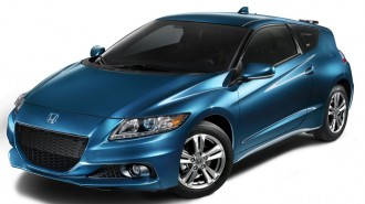 2013 Honda CR-Z EX with Navigation