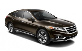 2013 Honda Crosstour Preview