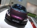 2013 Honda CRZ, 2012 Paris Auto Show