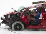 2013 Honda Fit - IIHS small-overlap front crash test