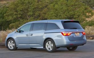 2013 Honda Odyssey, Pilot Recalled Due To Stalling