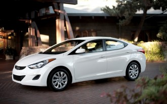 2013 Hyundai Elantra recalled for brake light problem: over 64,000 vehicles affected