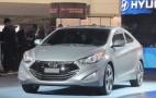 2013 Hyundai Elantra Coupe Live At The 2012 Chicago Auto Show