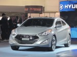2013 Hyundai Elantra Coupe Live At The 2012 Chicago Auto Show