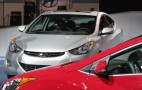 2013 Hyundai Elantra Gives You A Choice: Sedan, Coupe, Hatch (But No Wagon)