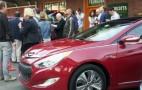 2013 Hyundai Sonata Hybrid: First Drive