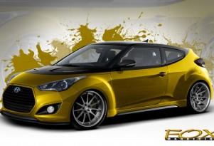 2013 Hyundai Veloster Turbo by Fox Marketing