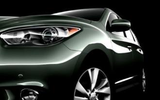 Future Family Cars: 2013 Infiniti JX Concept