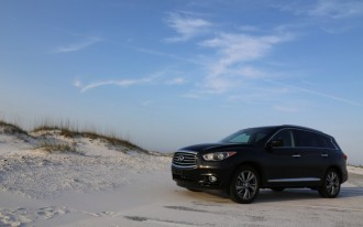 2013 Infiniti JX / QX60 Gas Mileage: Three-Month Road Test