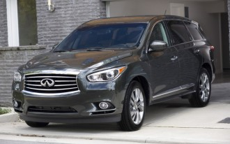 2013 Infiniti JX Priced From $41,300