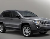 2013 Jeep Compass Overland